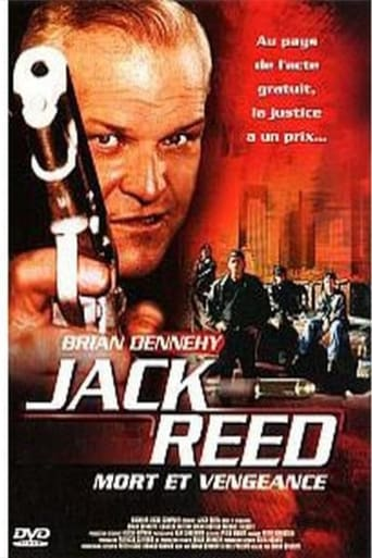 Poster of Jack Reed: Death and Vengeance