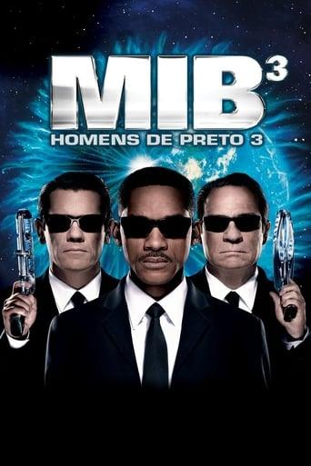 MIB: Homens de Preto III
