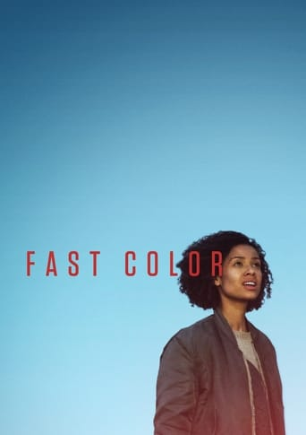 Poster of Fast Color fragman