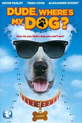 Poster of Dude Where's My Dog?