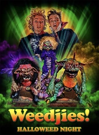 Poster of Weedjies: Halloweed Night