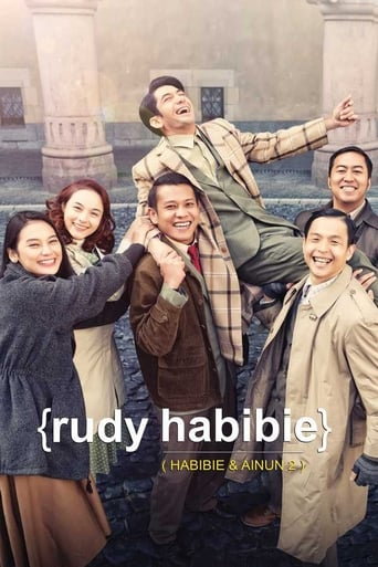 Poster of Rudy Habibie