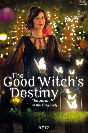 Cartoni animati The Good Witch's Destiny - Il destino di Cassie - The Good Witch's Destiny