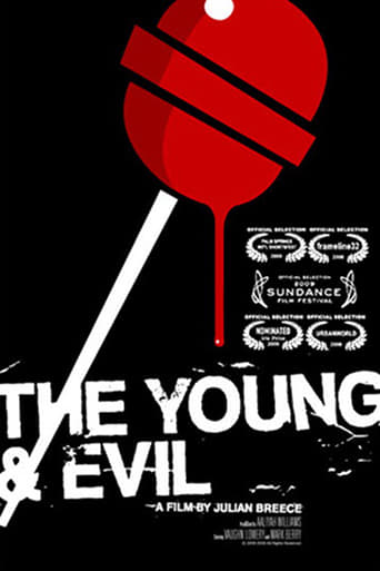 Poster of The Young and Evil