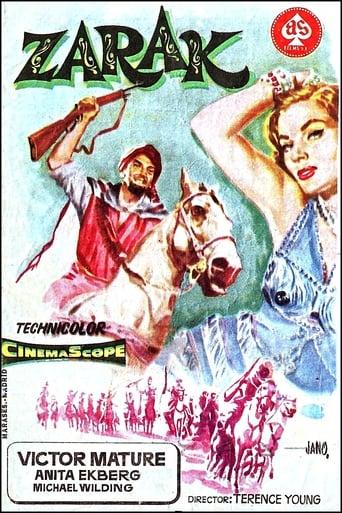 Poster of Zarak