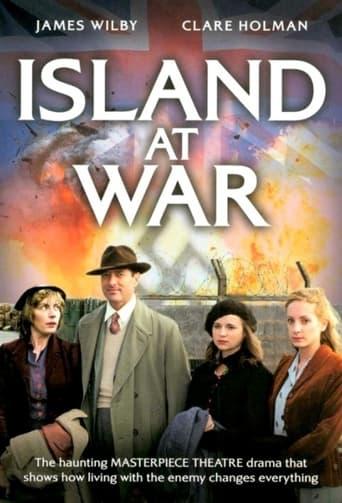 Poster of Island at War