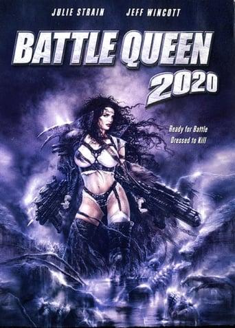 Poster of Battle Queen 2020