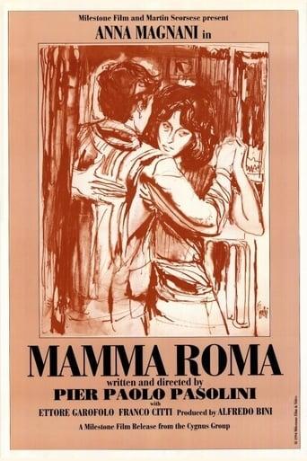 Poster of Mamma Roma