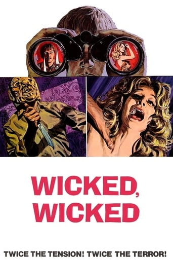 Poster of Wicked, Wicked