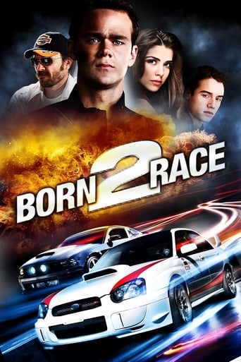 Born to Race (2011) - poster