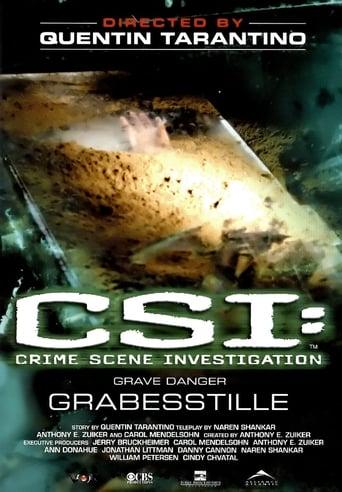 Poster of CSI Las Vegas: Peligro sepulcral (TV)