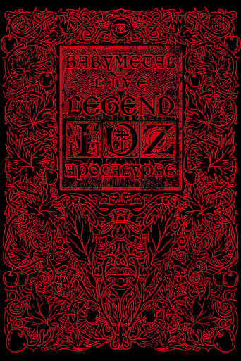 Watch Babymetal Live: Legend I, D, Z Apocalypse Online Free Putlockers