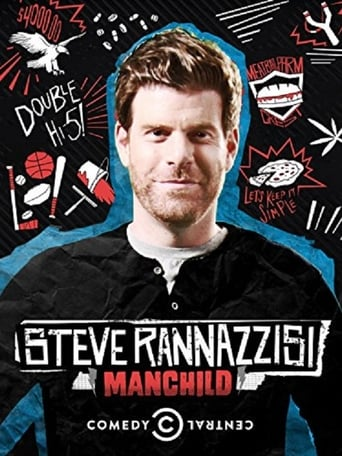 Poster of Steve Rannazzisi: Manchild