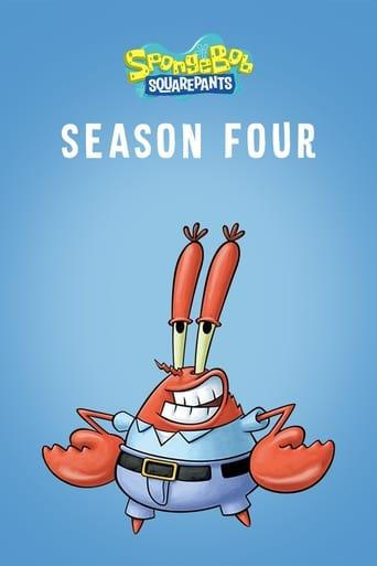 Bob Esponja Calça Quadrada 4ª Temporada - Poster