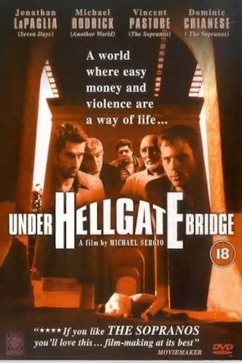 Poster of Under Hellgate Bridge