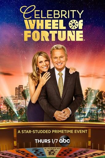 Celebrity Wheel of Fortune image