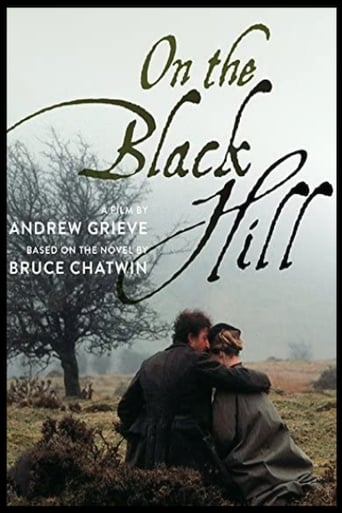 Poster of On the Black Hill