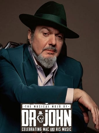 Poster of The Musical Mojo of Dr. John: Celebrating Mac & His Music