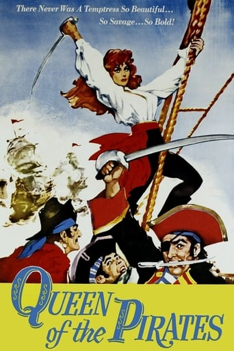 Poster of The Queen of the Pirates