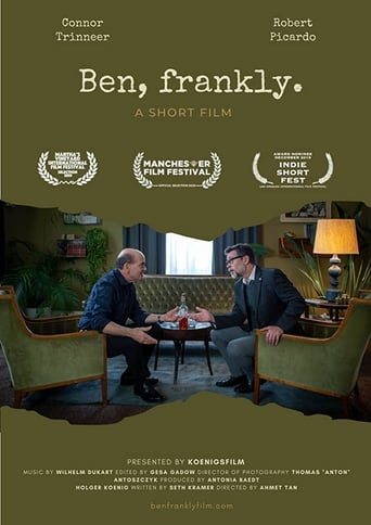Poster of Ben, Frankly