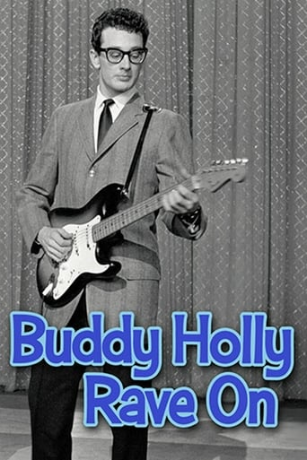 Poster of Buddy Holly: Rave On