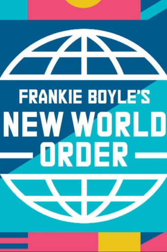 Poster of Frankie Boyle's New World Order