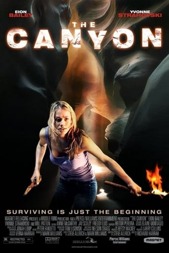 Poster of The Canyon