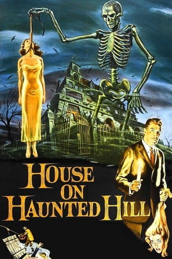 House on Haunted Hill (1959) - poster