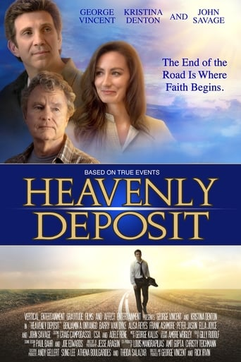 Heavenly Deposit Poster