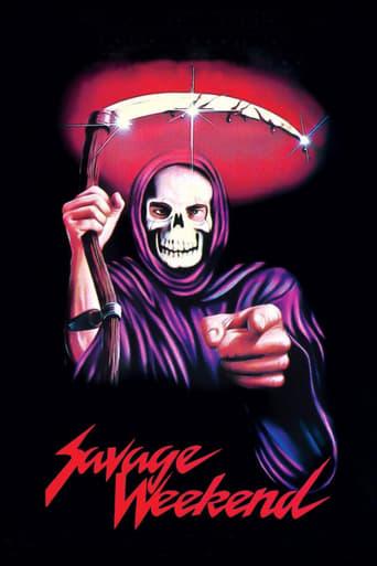 Poster of Savage Weekend