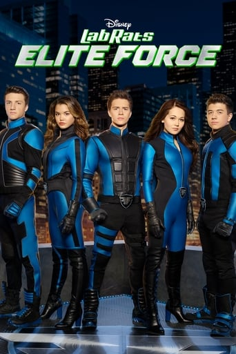 Lab Rats: Elite Force Poster