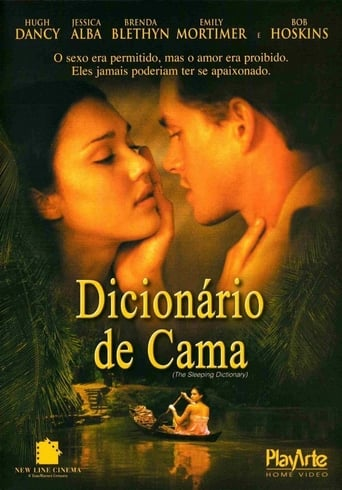 Dicionário de Cama - Poster