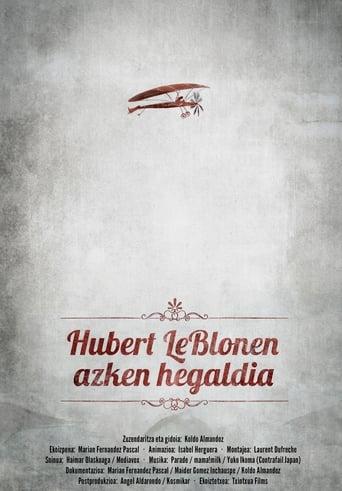 Hubert Le Blonen azken hegaldia