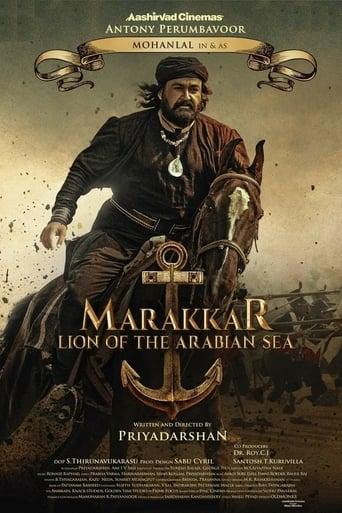 Poster of Marakkar - Arabikadalinte Simham