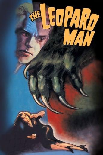Poster of El hombre leopardo