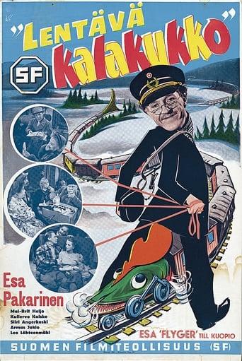 Poster of Lentävä Kalakukko