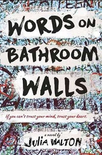 Poster of Words on Bathroom Walls