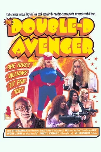 Poster of The Double-D Avenger