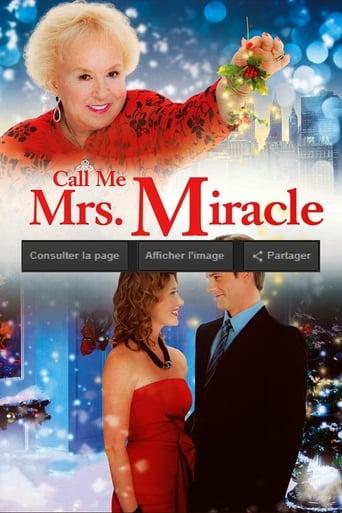 Poster of Call Me Mrs. Miracle