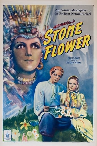 The Stone Flower poster