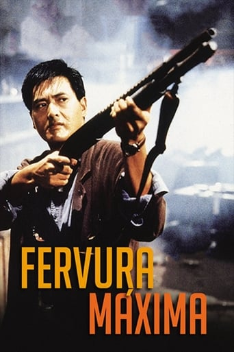 Fervura Máxima - Poster