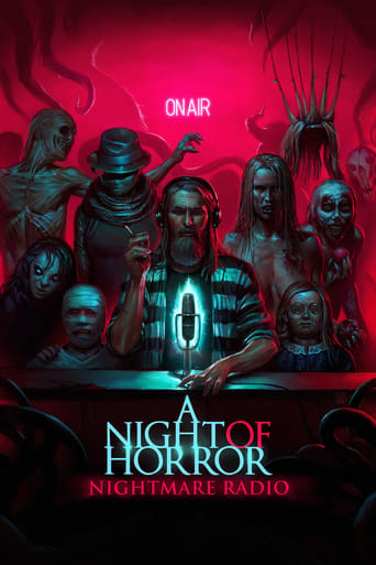A Night of Horror Nightmare Radio - Poster