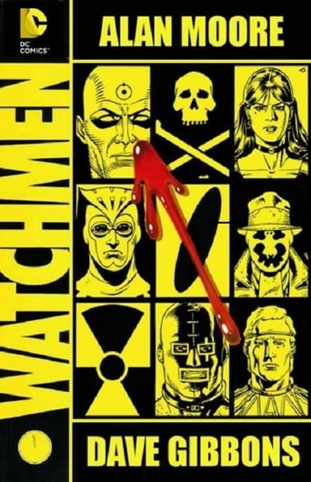 Poster of Watchmen