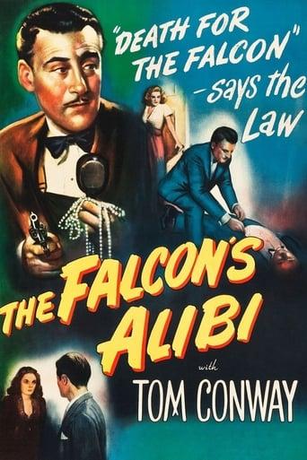 Poster of The Falcon's Alibi