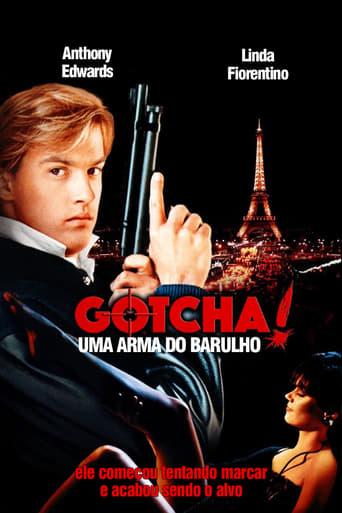 Gotcha!: Uma Arma do Barulho - Poster
