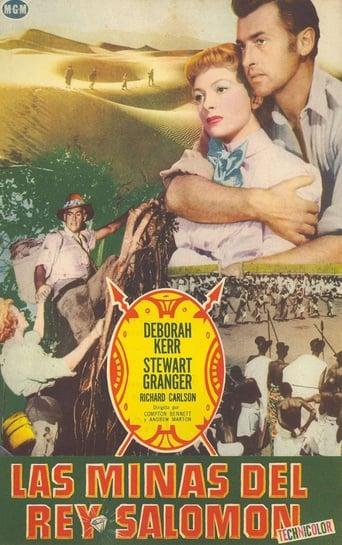 Poster of Las minas del rey Salomón
