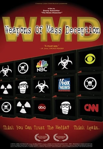Poster of WMD: Weapons of Mass Deception
