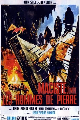 'Hercules Against the Moon Men (1964)