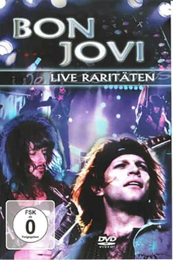 Poster of Bon Jovi - Live Rarities