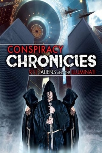 Conspiracy Chronicles 9/11, Aliens and the Illuminati - Poster
